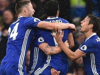 ¡Imparable! La victoria del Chelsea 3-1 sobre el Swansea City  en la Premier League (todos los goles)
