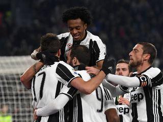 Los dos goles de la victoria de la Juventus frente al Empoli