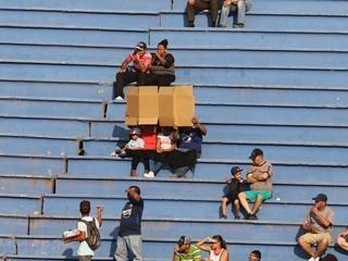 Todo lo que no viste en la TV en el partido entre Motagua y Social Sol