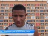 Garrido: Pinto sabrá por que me dejó fuera