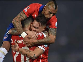 Chile 2-1 Perú (Copa América)