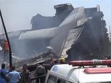 Se estrella avión en Indonesia con 113 a bordo