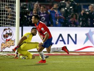 Chile campeón de la Copa América en los penales