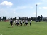 Selección de Honduras entrena