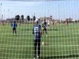 Selección de Honduras alista a los porteros