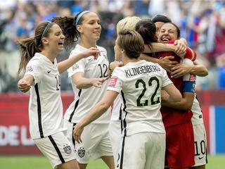 Estados Unidos 5-2 Japón