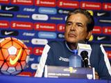 Jorge Luis Pinto habla sobre el debut en Copa Oro