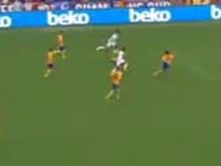 El golazo de Hazad al Barcelona