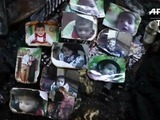Bebé palestino quemado vivo