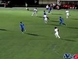 La jugada maradoniana de jugador nicaragüense