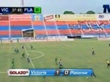Victoria 1-0 Platense