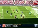 Arsenal campeón de la Community Shield 2015