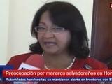 Preocupación por exodo de mareros salvadoreños a Honduras