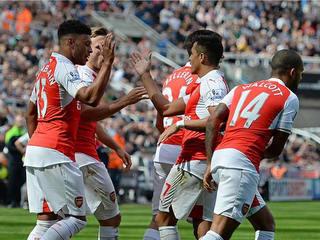 Newcastle 0-1 Arsenal (Premier League)