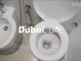 Así son los baños públicos alrededor del mundo