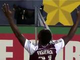 Maynor Figueroa marca su primer gol en la MLS