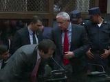Otto Pérez comparece en tribunales