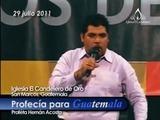 Caída de Otto Pérez Molina fue profetizada