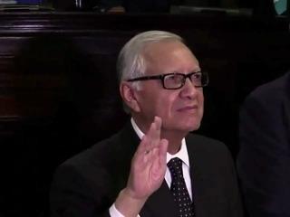 Alejandro Maldonado es el nuevo presidente de Guatemala