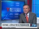 Vanessa Ruiz explica por qué pronuncia bien el español en noticiero en inglés