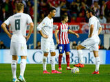 Atlético de Madrid 1-1 Real Madrid (Liga de España)