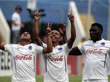 GOL de penal de Bayron Méndez vs Honduras Progreso