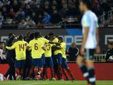 Argentina 0-2 Ecuador (Eliminatoria Conmebol)