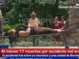 Trágico accidente vial en Yoro