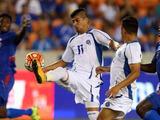 El Salvador 1-3 Haití