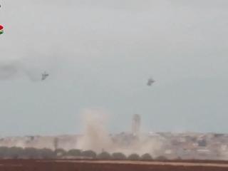 ISIS publica video de ataques rusos en Siria