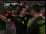Autogol de Bryan Acosta adelanta a México