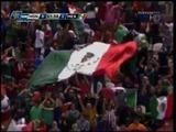 Gol de Víctor Guzmán vs Honduras