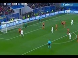 Golazo de Carvajal vs Shakhtar Donetsk
