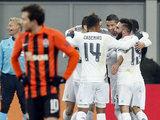 Shakhtar Donetsk 3-4 Real Madrid (Champions League)