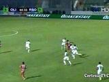 Gol de Marco Tulio Vega vs Olimpia