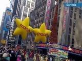 Desfile de Acción de Gracias en Nueva York