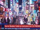 Entrevista exclusiva con Aaron Bodden