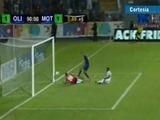 Gol anulado a Eddie Hernández