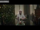 Anciano finge su muerte para reunir a su familia en Navidad