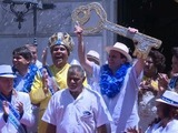Arranca el Carnaval de Río de Janeiro