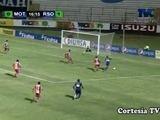 Gol de Omar Elvir vs Real Sociedad