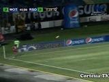 Gol de Marco Tulio Vega vs Motagua