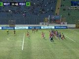 Gol mal anulado al Motagua vs Real Sociedad