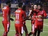 Victoria 0-2 Vida (Liga Nacional (Honduras)