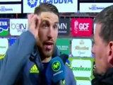 El lapsus de Sergio Ramos durante entrevista