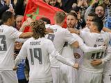 Real Madrid 4-2 Athletic de Bilbao (Liga de España)