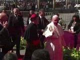Francisco urge a obispos de México a enfrentar narcotráfico