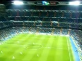 Afición del Real Madrid manda mensaje al Barcelona