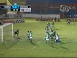 Gol de Mario Abadía (Victoria) vs Platense