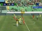 Primer gol de Costly con Olimpia